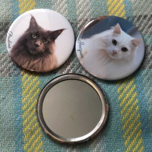 Badges, Magnets, Bottle Openers, Mirrors