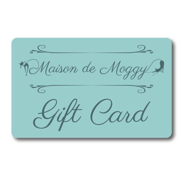 Maison de Moggy Gift Card